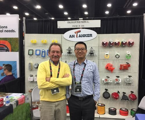 Antanker Parts attend GIE+EXPO in Louisville