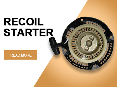 Recoil Starter& Cup